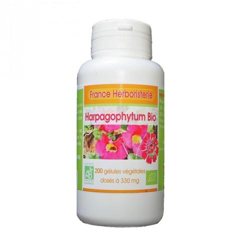 200 gelules HARPAGOPHYTUM BIO AB 330 mg.