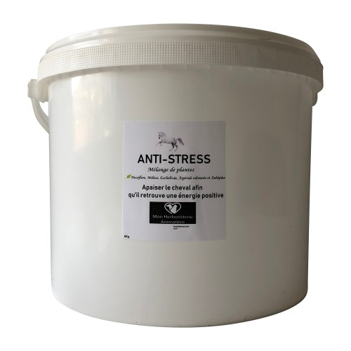 Mélange ANTI-STRESS pour chevaux - 6Kg - Composition de plantes
