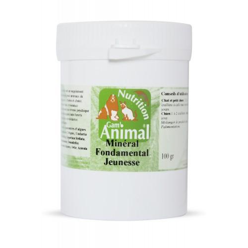 Mineral fondamental jeunesse - Animaux