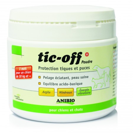 Tic-off POT DE 140 GRAMMES